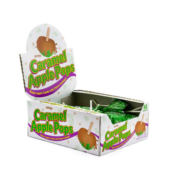 Tootsie, Caramel Apple Pops, 48-Count, 3 Pack,  {Imported from Canada}