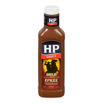 HP Barbecue Steak Sauce  Bold 400ml/13.5oz {Imported from Canada}