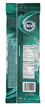 Excel Sugar Free Gum Chlorophyll 4-Pack {Imported from Canada}