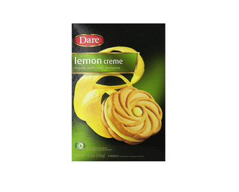 Dare Maple Creme Cookies and Dare Lemon Creme Cookies Bundle {Imported from Canada}