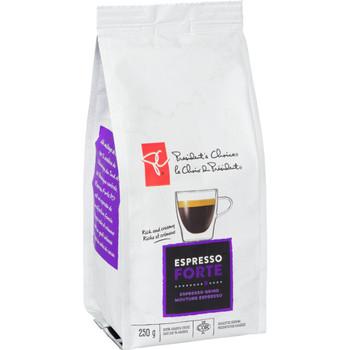 PC Espresso Forte Espresso Grind Coffee 250g/8.8 oz., {Imported from Canada}