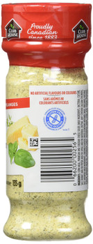 Club House, Signature Blend, Parmesan & Herbs, 135g/4.8 oz., {Imported from Canada}