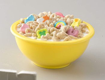 LUCKY CHARMS Cereal, 300g/10.6 oz., {Imported from Canada}