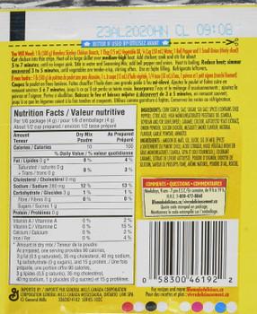 Old El Paso Fajita Seasoning Mix, 24g/0.8 oz.,. {Imported from Canada}