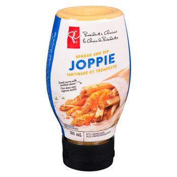President's Choice Joppie Spread & Dip 300ml/10.1 oz. {Imported from Canada}