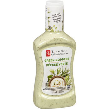 PC Green Goddess Dressing 475ml/16 oz. {Imported from Canada}