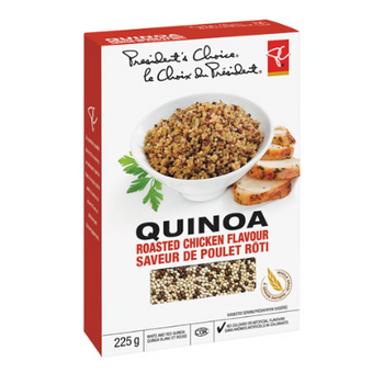 PC Roasted Chicken Flavour Quinoa 225g/7.9 oz. {Imported from Canada}