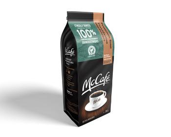 McCafé Medium Dark Roast Ground Coffee 340g/12 oz., {Imported from Canada}