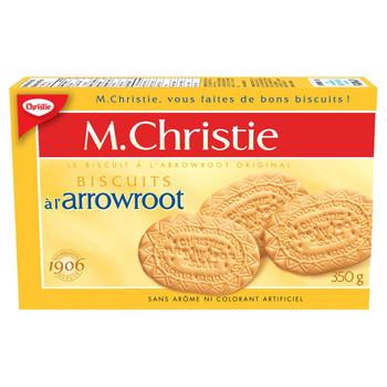 Mr Christie's The Original Arrowroot Biscuits Cookie 350g/12.35oz Canadian