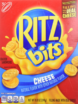 Christie Cheese Bits Crackers, 200 Grams {Imported from Canada}