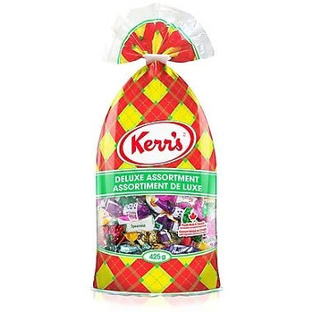 Kerr's Deluxe Assortment Candies (Caramels, Bonbons, Mints, Nougats,), 425g/15 oz. {Imported from Canada}