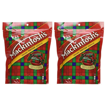 Nestle Mackintosh Mack Toffee Candy 246g/8.7oz, 2-Pack {Imported from Canada}