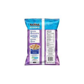 Tostitos Scoops! Tortilla Chips 215g/7.5oz, 2-Pack {Imported from Canada}