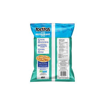 Tostitos Restaurant Style Tortilla Chips 275g/9.7oz, 2-Pack {Imported from Canada}