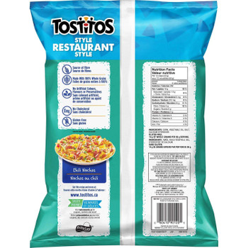 Tostitos Restaurant Style Tortilla Chips 275g/9.7oz, 3-Pack {Imported from Canada}