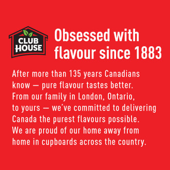 Club House, Brown Gravy Mix, (25g/1oz.,) 12 pack {Imported from Canada}
