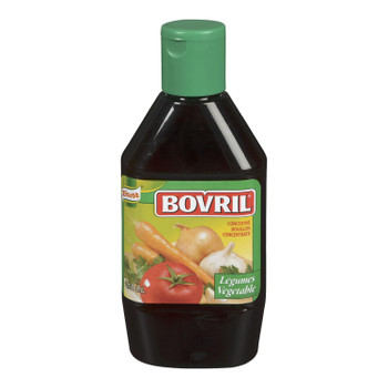 Knorr Bovril Vegetable Concentrated Liquid Stock, 250mL/8.45 fl.oz, (Imported from Canada)