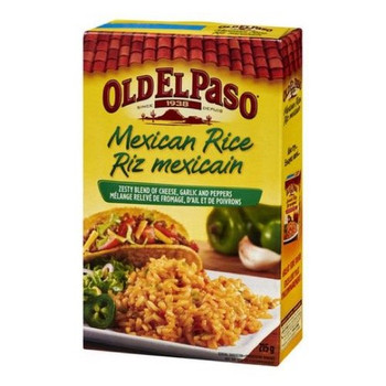 Old El Paso Mexican Rice, 215g/7.6 oz., {Imported from Canada}