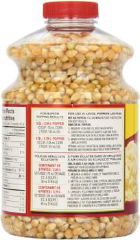 Orville Redenbacher Popcorn - Kernels Original (12 pk, 850g/30 oz.) {Imported from Canada}
