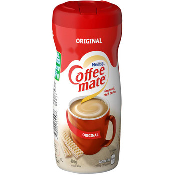 COFFEE-MATE Powder Coffee Whitener, 450g Canister{ Imported from Canada}