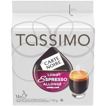 Tassimo 14-t Discs Carte Noire Long Espresso 110g/3.9 oz., {Imported from Canada}