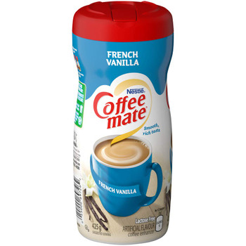 COFFEE-MATE Powder French Vanilla, Coffee Whitener, 425g/15 oz., {Canadian}