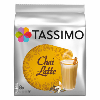 Tassimo Chai Latte, 180g/6.3 oz., 8ct, {Imported from Canada}