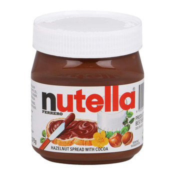 Nutella Sandwich Spread, 375g/13.2 oz., {Imported from Canada}