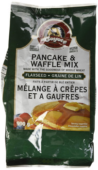 COYOTE Flax Pancake Mix, 900g/31.8 oz., {Imported from Canada}