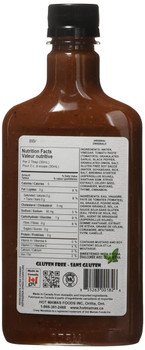 Crazy Mooskies  Original BBQ Sauce, 375ml 12.7oz {Imported from Canada}