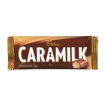 Cadbury Caramilk Chocolate bars, (48 pack) 50g/1.8 oz, per bar {Imported from Canada}