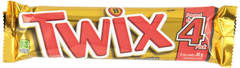 Twix Cookie Bar 2-Piece King Size, 85g/3 oz. per bar, 24-Count {Imported from Canada}
