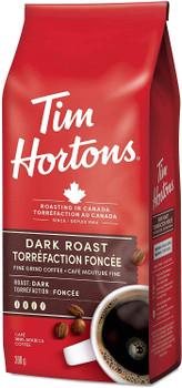 Tim Horton's Dark Roast Coffee, 300g/10.6 oz (6pk) {Imported from Canada}