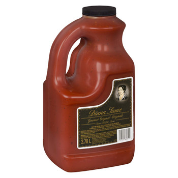 Diana Original BBQ Sauce 3.78 L/ 1 Gallon Jug,  {Imported from Canada}
