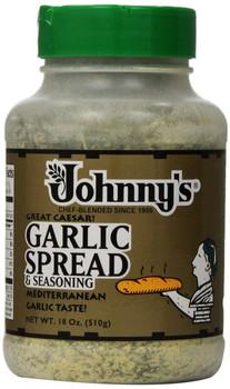 Johnny's Garlic Spread & Seasoning, 510g/18oz (3pk) {Imported from Canada}