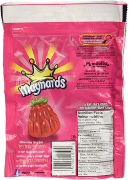 Maynards Swedish Berries Candy, 355g/12.5oz., {Imported from Canada}