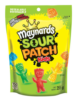 Maynards Sour Patch Kids Candy, 355g/12.5 oz., {Imported from Canada}