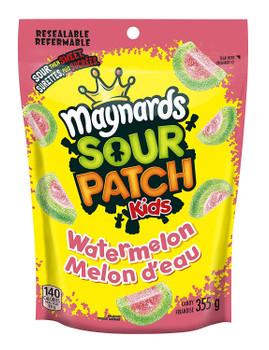 Maynards SPK Watermelon Gummy Candy, 355g/12.5 oz. {Imported from Canada}