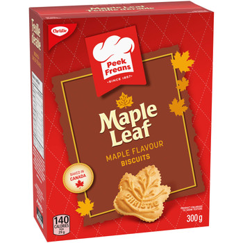 Christie Peek Freans Maple Leaf Cookies 300g /10.6oz {Imported from Canada}