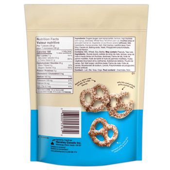 HERSHEY'S Cookies' N' Creme Coated Pretzels, 170g/6 oz., {Imported from Canada}
