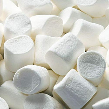 No Name Jumbo Marshmallows, 400g/14.1 oz., Bag {Imported from Canada}