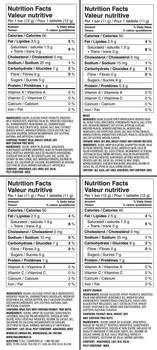 Cadbury Fun Treats Chocolate, 45 count- Wunderbar, Mr. Big, Caramilk, Crispy Crunch {Imported from Canada}