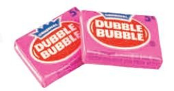 Dubble Bubble Gum - 5 Lbs {Imported from Canada}