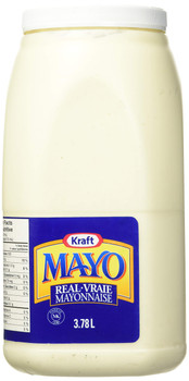 Kraft Mayonnaise, 3.78L/1 Gallon Jug, {Imported from Canada}
