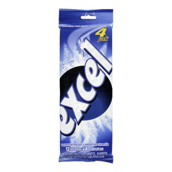 Excel Chewing Gum Winterfresh, 48ct, {Imported from Canada}