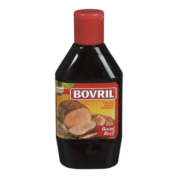 Knorr Bovril Beef Bouillon, 250ml/8.5 fl. oz., (3 Pack) {Imported from Canada}