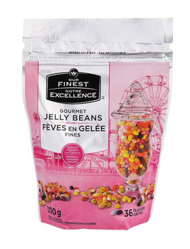 Our Finest Gourmet Jelly Beans, 300g/10.6 oz., (2 Pack) {Imported from Canada}