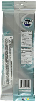 Excel Sugar-Free Gum, Variety-Pack, 48 Pieces of Gum {Imported from Canada}