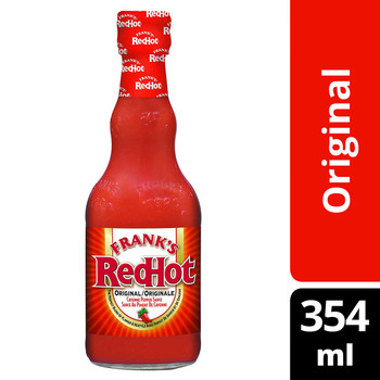 Frank's RedHot, Hot Sauce, 354ml/12oz {Imported from Canada}