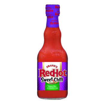 Frank's RedHot, Hot Sauce, Sweet Chili, 354ml/12 oz., (Imported from Canada)